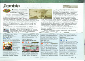 Page from the June 1997 issue of The Net