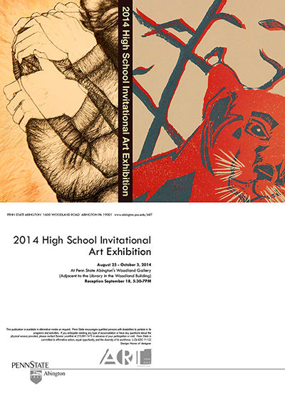 2014 High School Invitational Art Exhibition