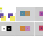 Foundation | ART 201 | Color exercises | exercise adopted from Digital Foundations by xtine burroughs and Michael Mandiberg, and from Interaction of Color by Josef Albers
