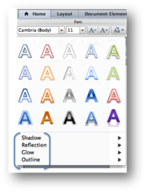 Accessibility At Penn State Microsoft Word Tips