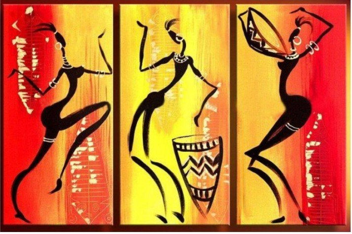 Some African Abstract Art | African LGBT Literature and ...