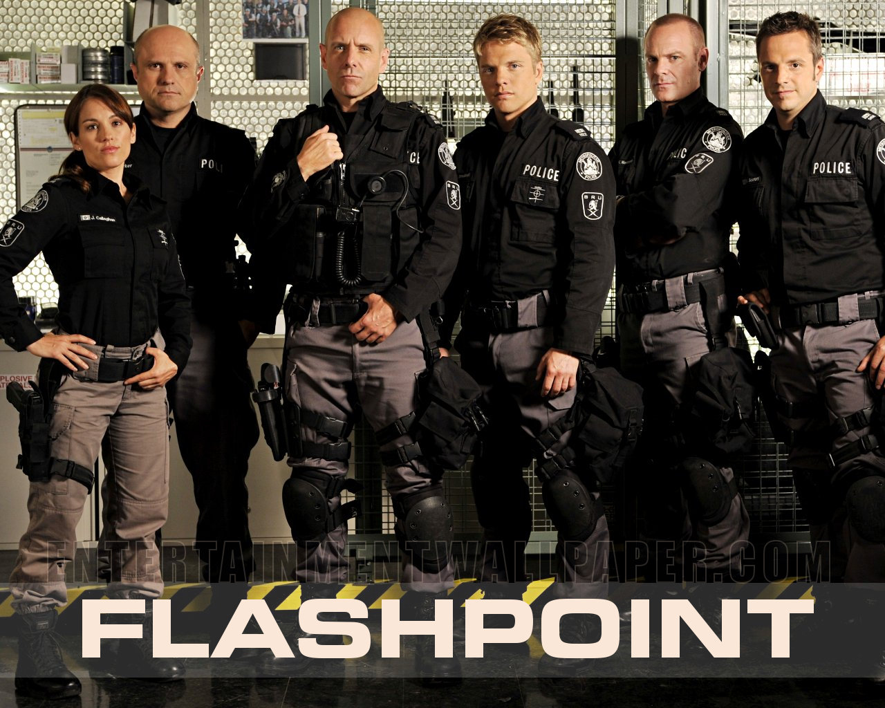 Flashpoint | Ab...