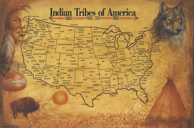 Are we blind to those that were here from the start for North american culture facts