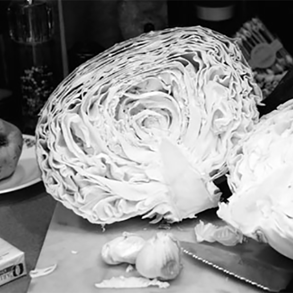 Photo of Cabbage by Elizabeth Melhorn