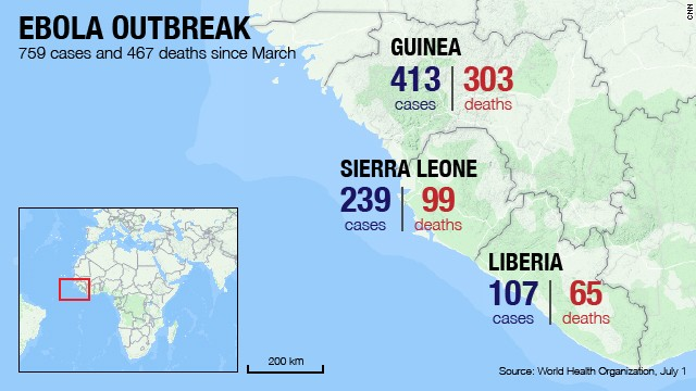 Ebola crisis: Sierra Leone begins three-day lockdown ...