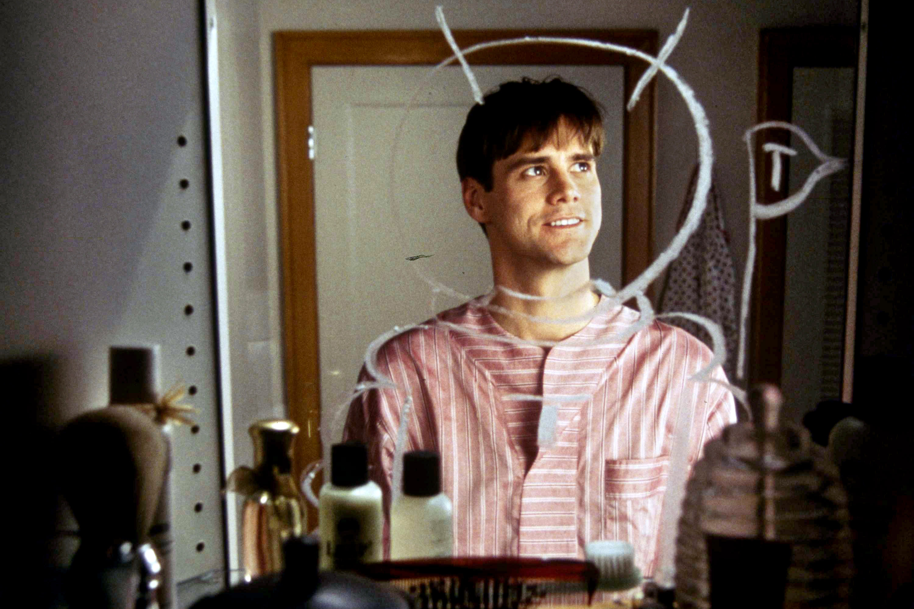 the truman show applied social psychology asp but the entire time jim carrey