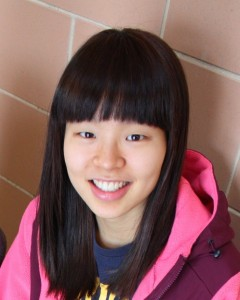 Eunkyu Han, now a graduate student at Boston University.