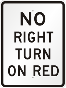 No-Right-Turn-Sign-K-9763