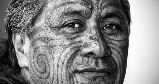 New Zealand Tattoo Maori: The Maori—People Of New Zealand