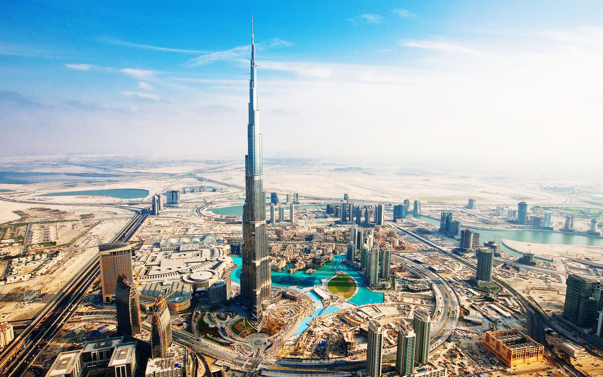 Burj Khalifa: The tallest standing structure in the world ...