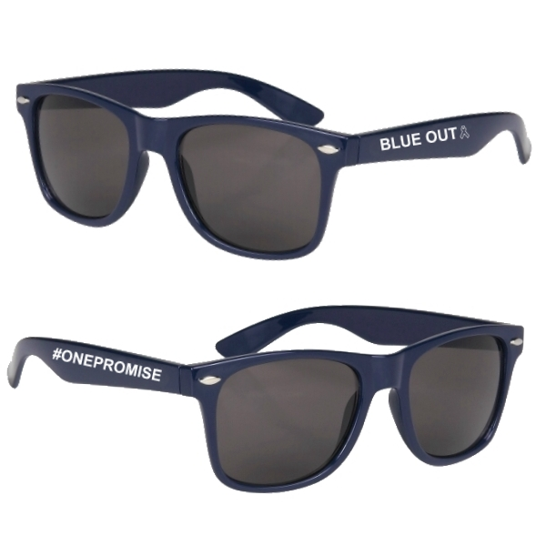 Blue Out Sunglasses