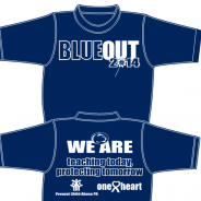 2014 Blue Out Shirts Available!