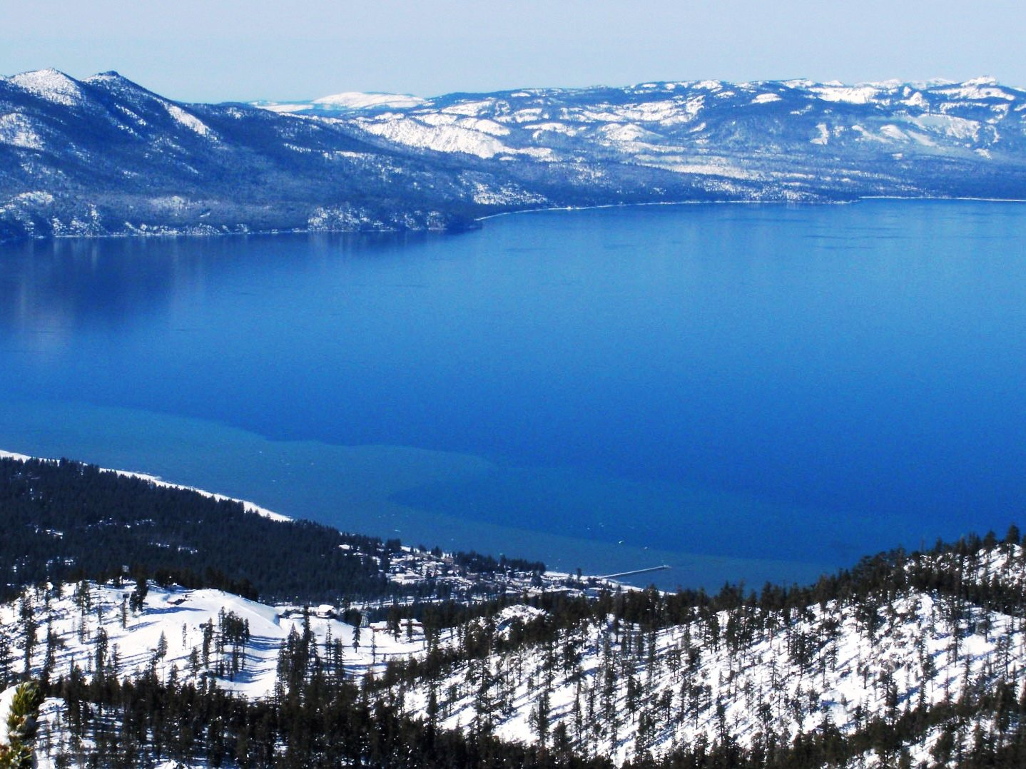 destination: heavenly, lake tahoe, ca; arrival time : unknown