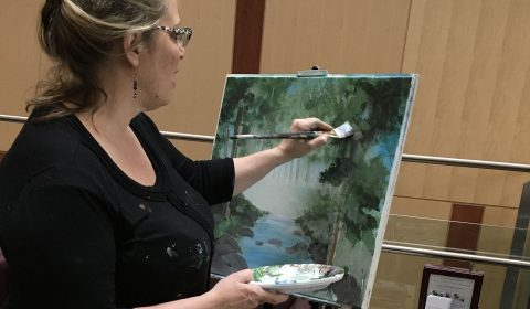 Mary Fusco – Artist, painter
