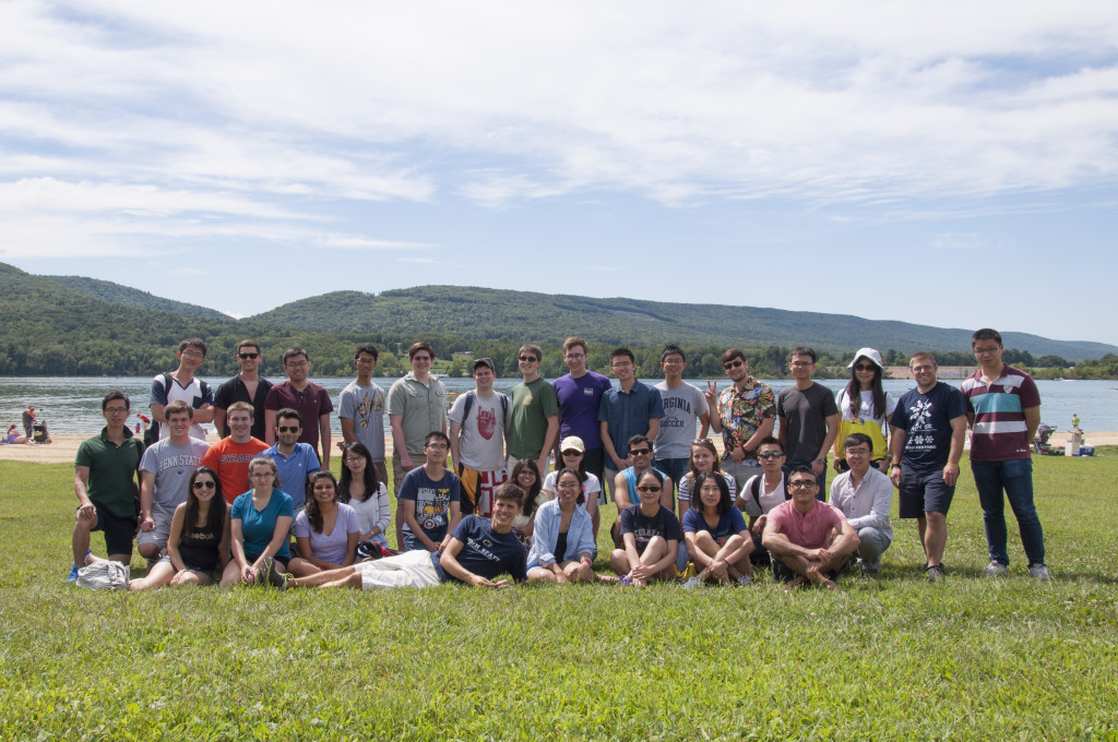 Bald Eagle 2015 Group Photo