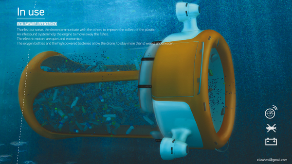 Ocean Roomba And An Unexpected Pollutant Seaing The Real Sea