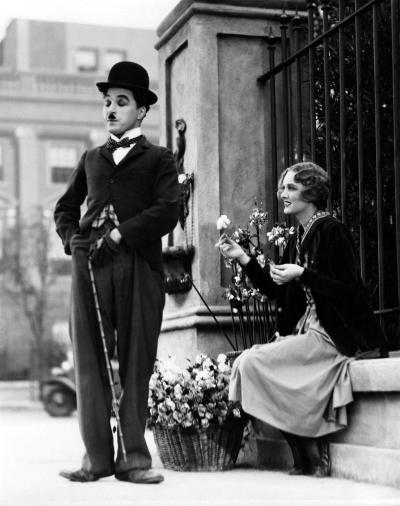modern times the art of cinema extras the tramp and ellen