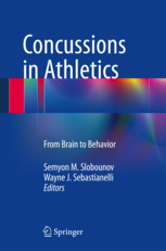 Concussions in Athletics Book