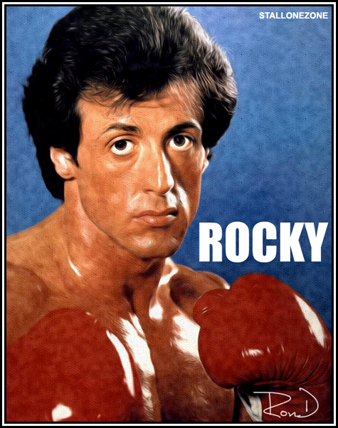 So Rocky gets an once-...