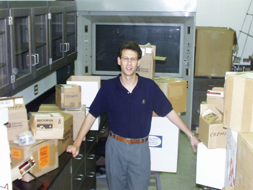 1998 Professor Dr. Paul Cremer at TAMU