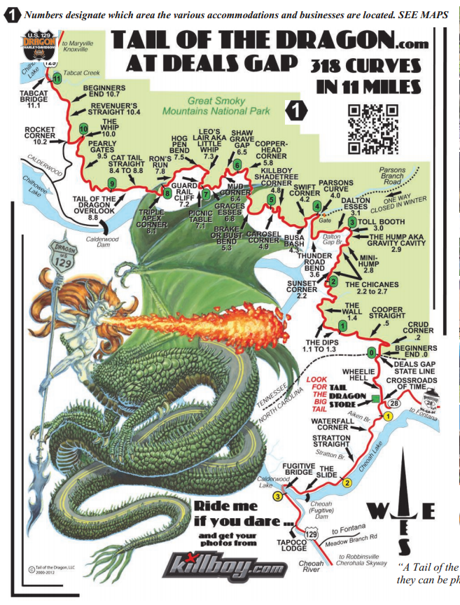 Us 129 Crashes: The Tail Of The Dragon
