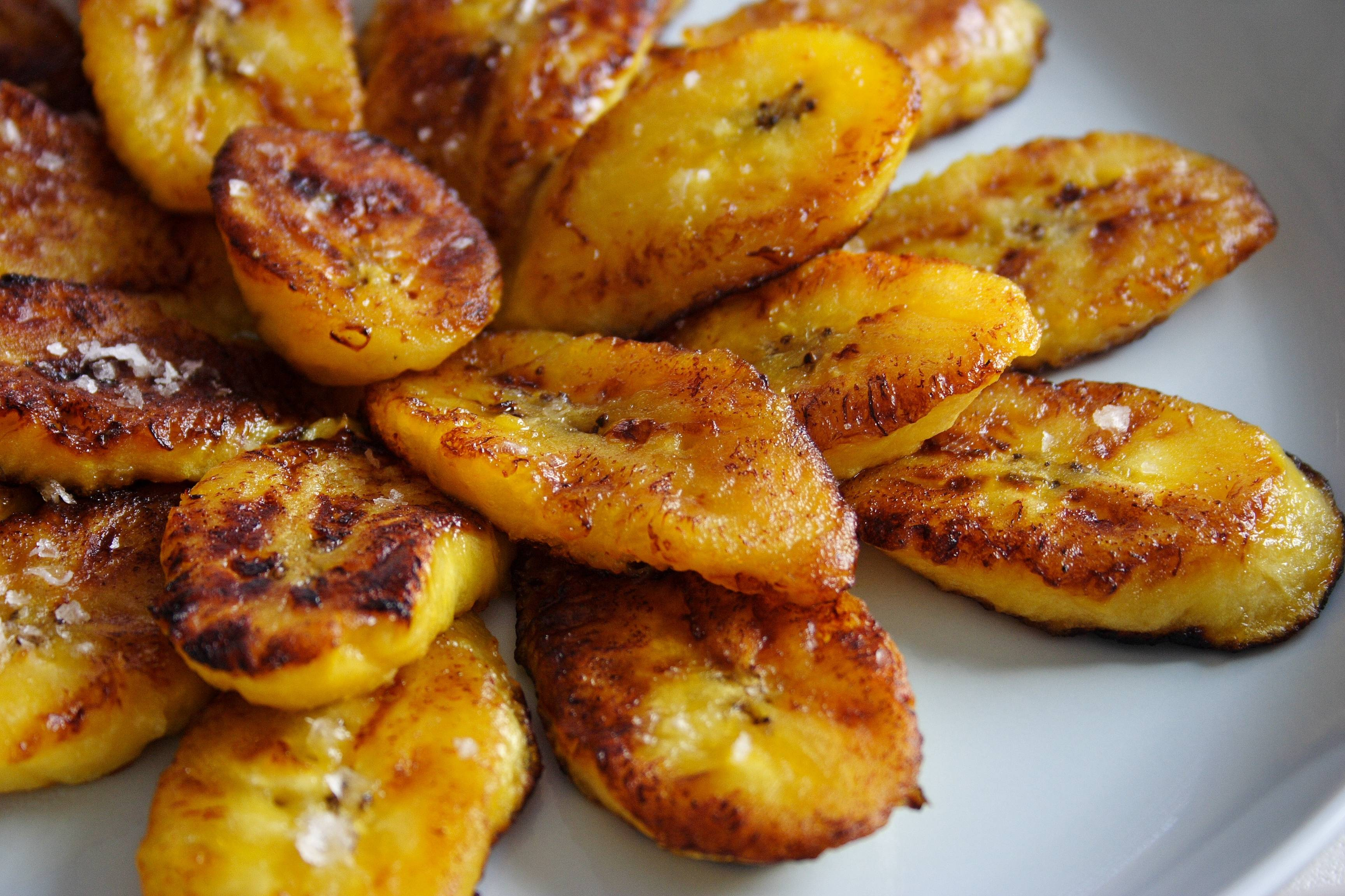 plantains when unripe are actually just green bananas plantains green ...