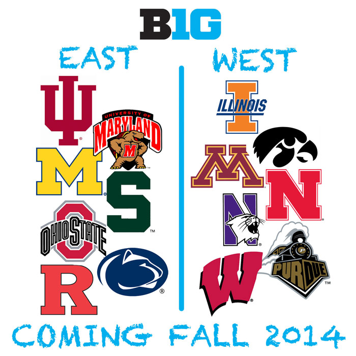The Big Ten Conf...10 Conference