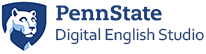 The Penn State Digital English Studio