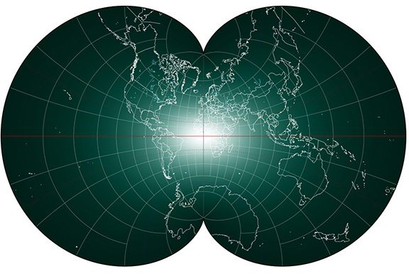 Eisenlohr projection