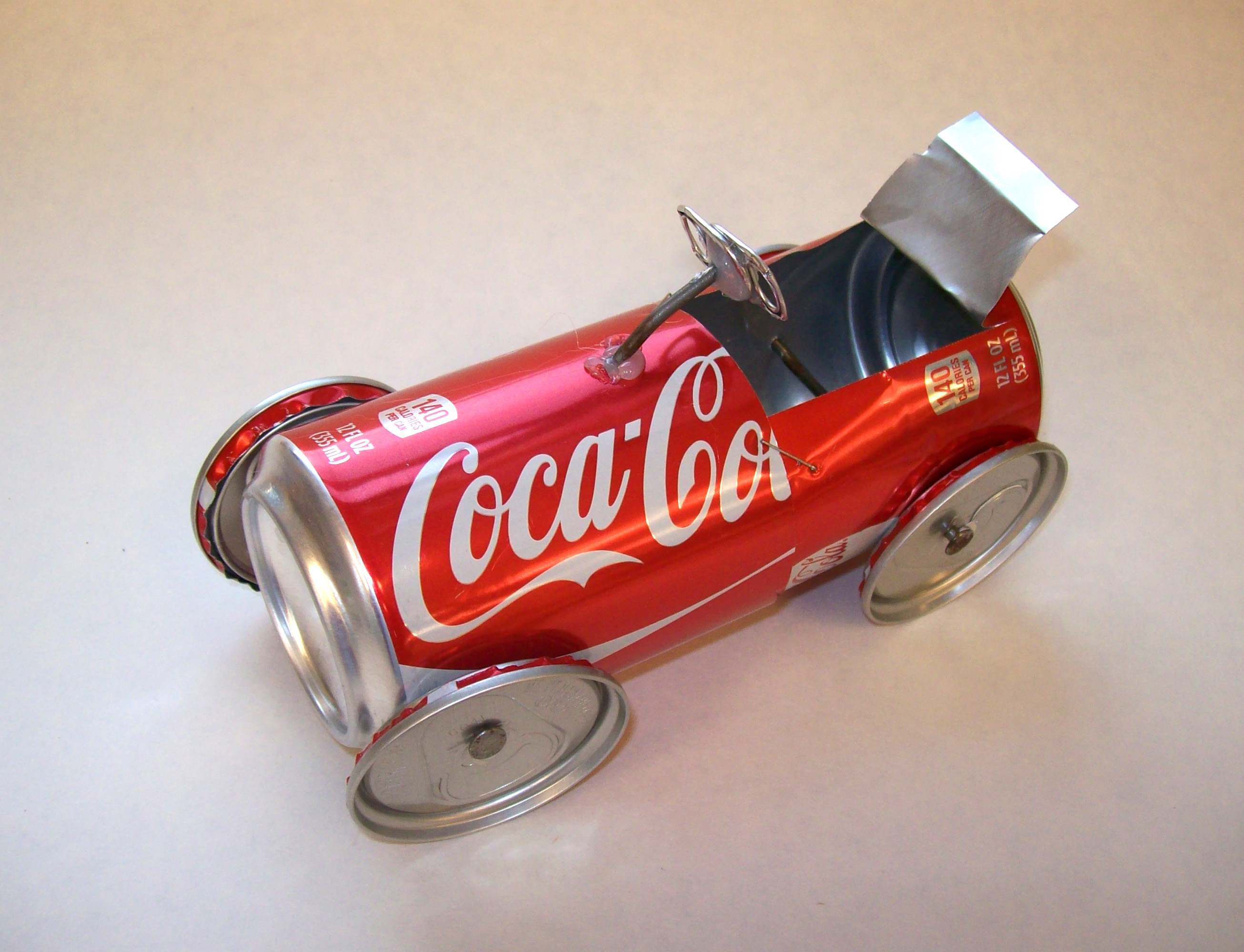 coke cans cars and search on pinterest. Black Bedroom Furniture Sets. Home Design Ideas