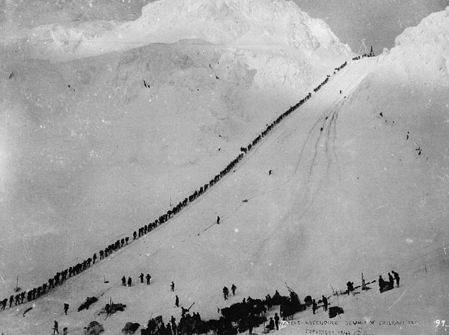 What Was the Klondike Gold Rush?