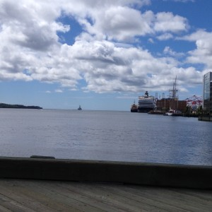 Halifax Harbor (Photo by D. Sillman)