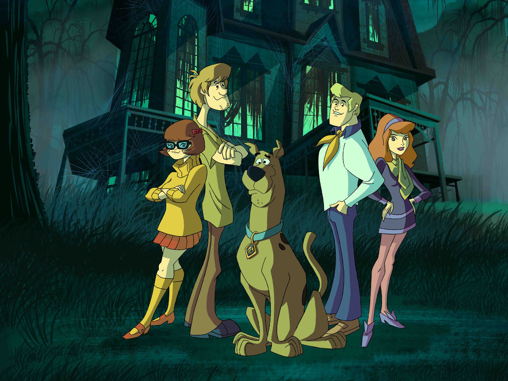 Scooby doo mystery incorporated hi published february 28 2013 at 1024 768 in scooby doo voltagebd Images