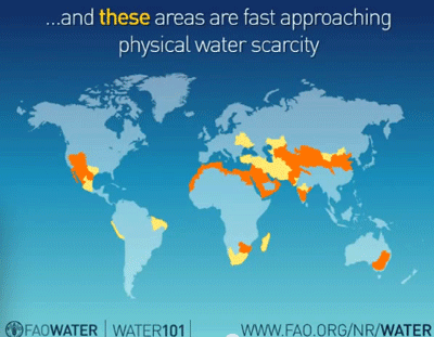 the importance of water and the issue of water shortage in countries Attend this conference for case studies and interactive dialogue on emerging trends and issues in 6 solutions to the water shortage countries could be water.