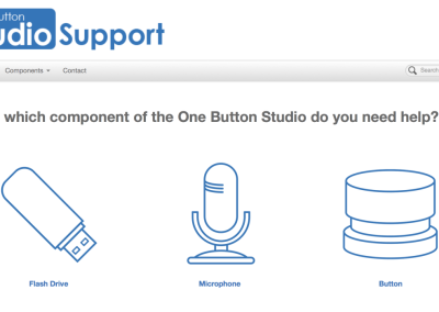 One Button Studio Support