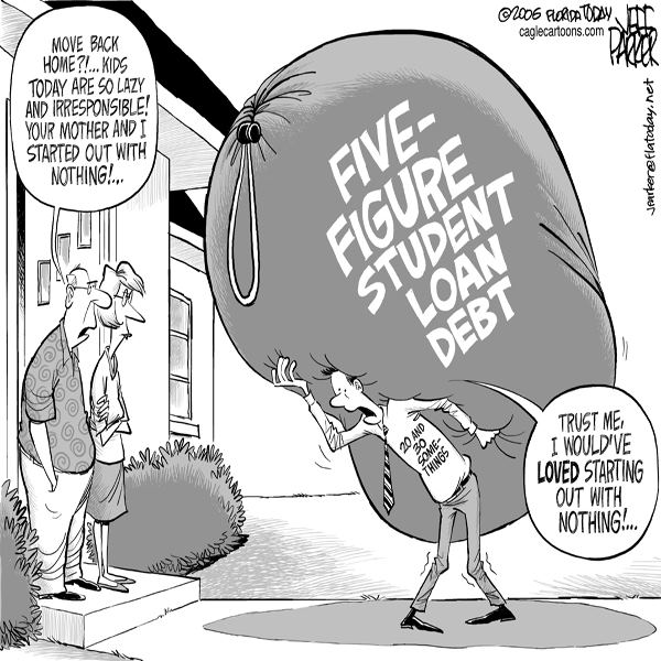 Have A Small Business 3 Places To Get A Loan: Free College Education Today