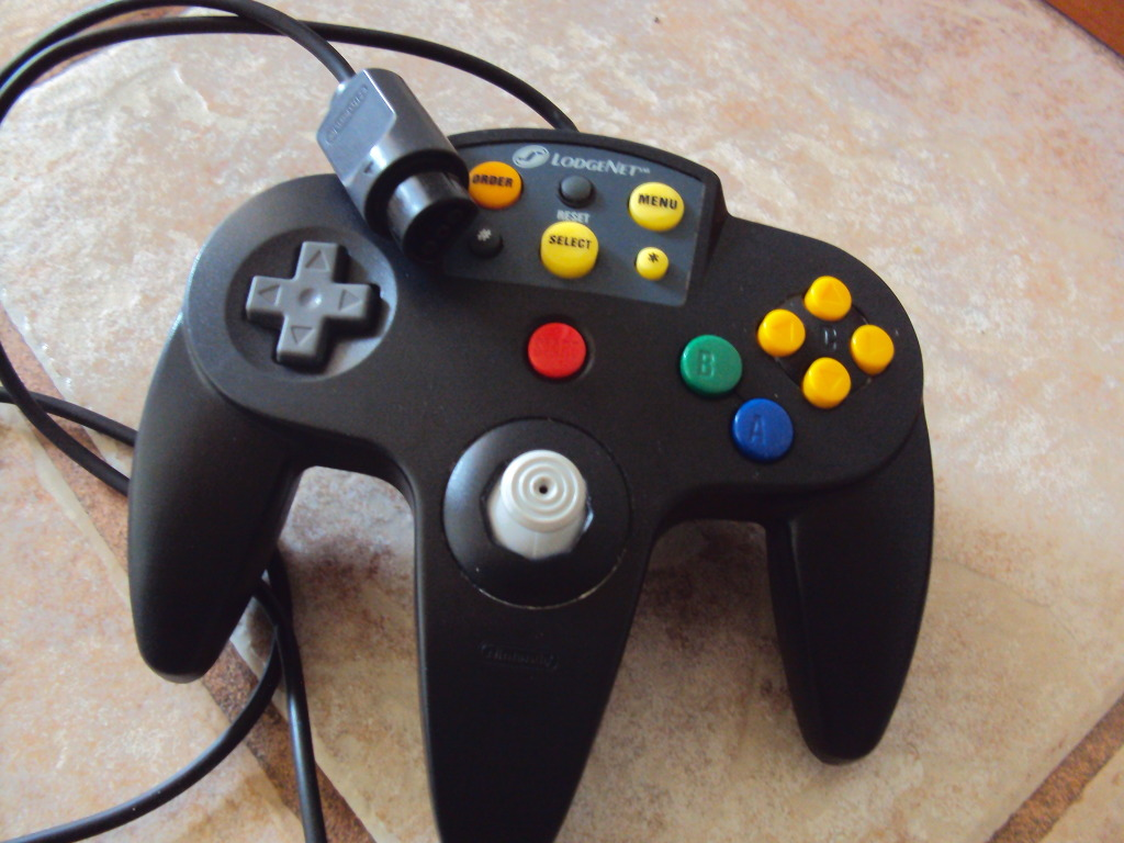Smash 64 Controller Options