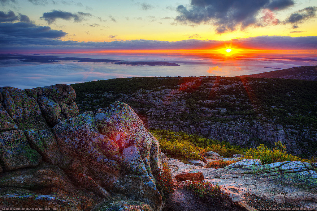 Taking Notice: Acadia National Park | Discovering Adventure