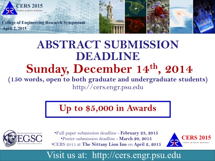 Flier Abstract Submission 2015