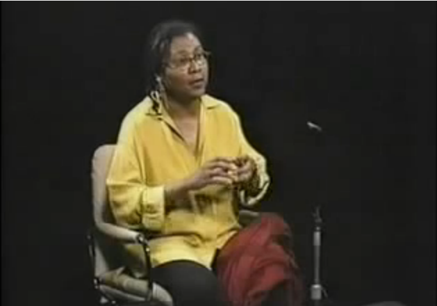 bell hooks S03 e25 wwwnewseuminstituteorg originally aired on.