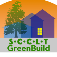 Logo for State College Community Land Trust