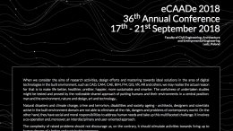 eCAADe Conference Theme