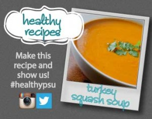 turkey and squash soup