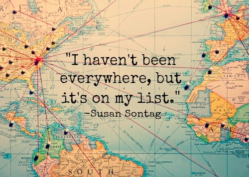 There Is So Much In The World That We Havent Seen And Experience Traveling Definitely One Of Things Helps Explore Different Cultures