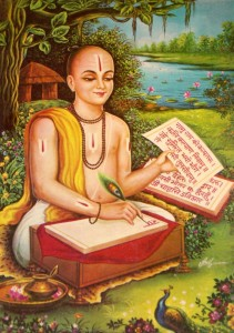 """""""No virtue is equal to the good of others and no vice greater than hurting others"""" - Saint Tulsidas"""