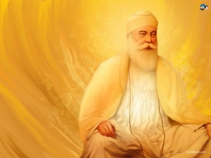 """As fragrance abides in the flower As reflection is within the mirror, So does your Lord abide within you, Why search for him without?""                       - Guru Nanak"