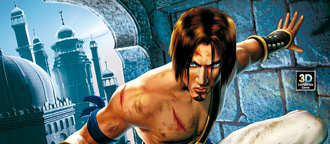 prince of persia sands of time game  free