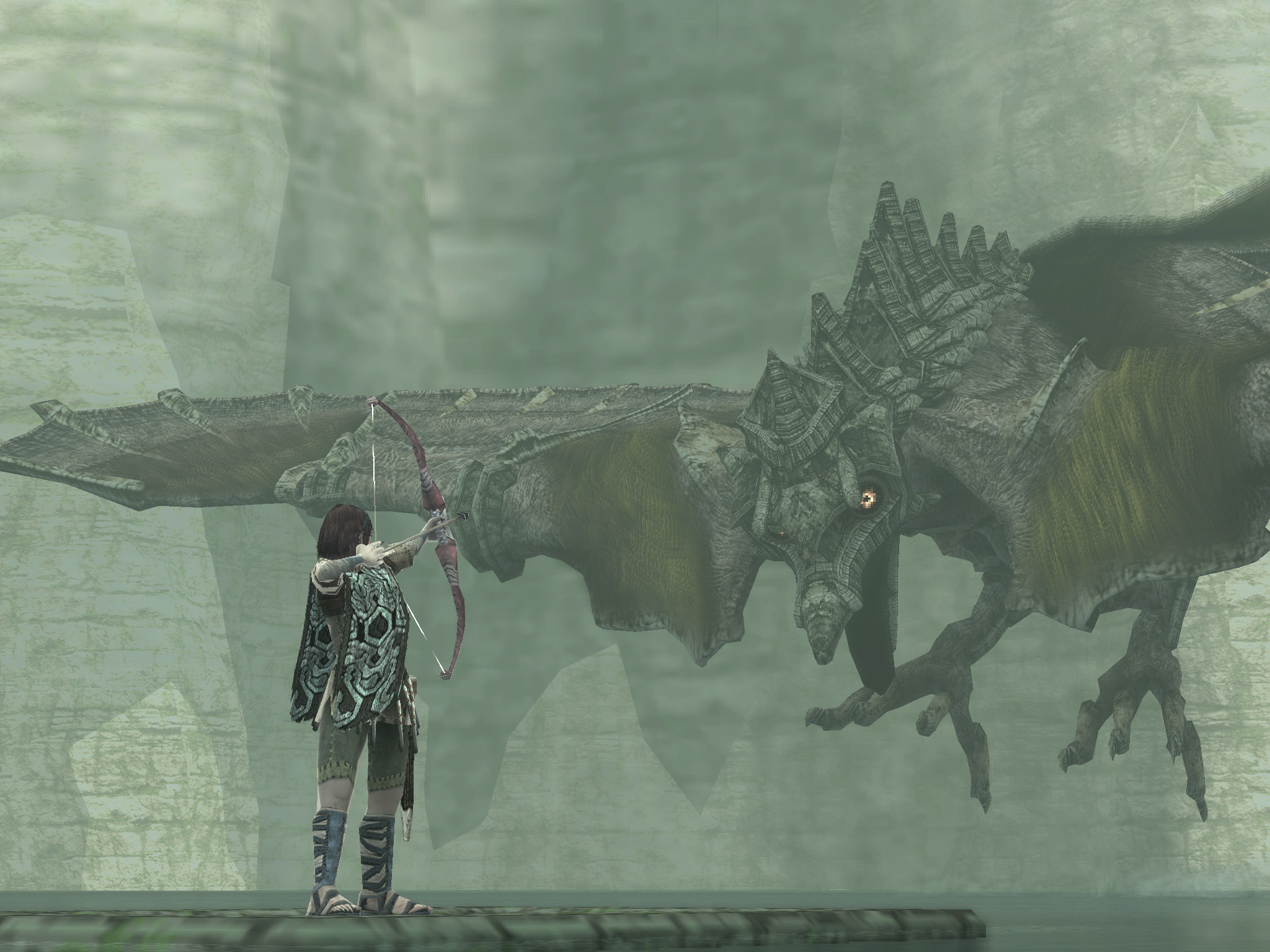 Shadow of the Colossus – A Writer's Landfill