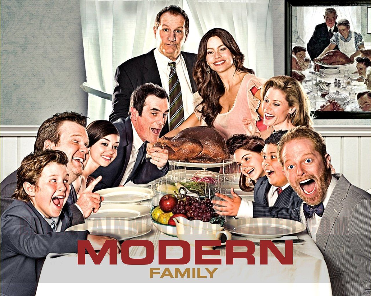 modern family the american sitcom half an hour well spent