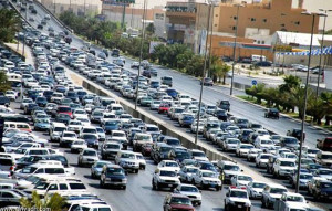 welcome to my writing page khaled al hujaili chronic traffic problems